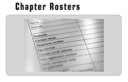 Chapter Rosters