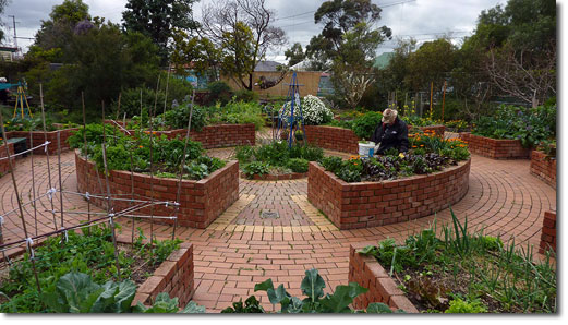 Wheelchair Accessible Gardens