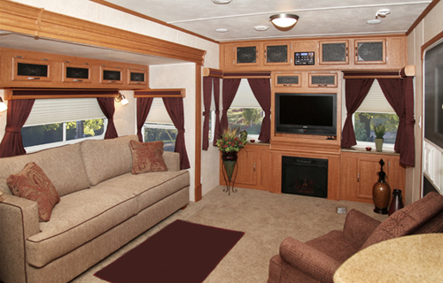 Wheelchair Accessible Towable RVs